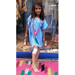 copy of ARIEL, KAFTAN NIÑA...